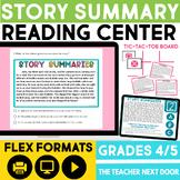 Story Summary Game | Story Summary Center | Story Summary