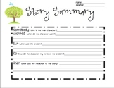 Story Summary- Somebody Wanted But So Then
