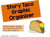 Story Taco Graphic Organizer