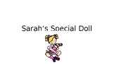 StoryTellers Six Elements of a Story: Sarah's Special Doll