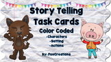 Story Telling/ Creative Writing Task Cards