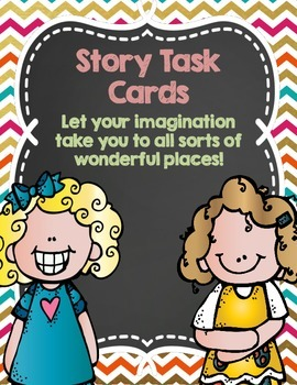 Story Telling Task Cards