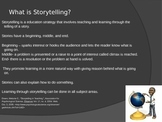 Story Telling Teaching Strategy