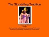 Story Telling for Drama Class