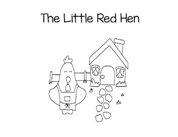 Story: The Little Red Hen