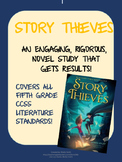 Story Thieves: A Novel Study using Socratic Seminar
