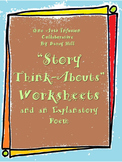 """Story Think-Abouts"" Worksheets and An Explanatory Poem"