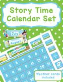 Story Time Calendar Set