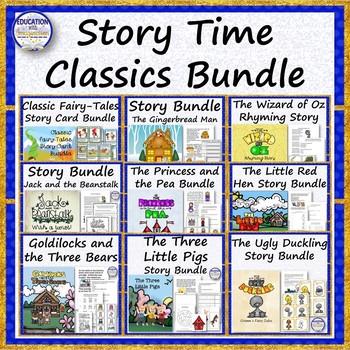 Story Time Classics Bundle