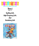 Story Town Theme 1-6 Booklet Bundle