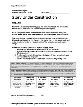 Story Under Construction