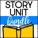 Story Unit Bundle for Preschool and Kindergarten