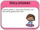 Story Unknowns-Teacher Slides (First Grade, 1.OA.8)