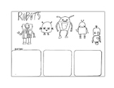 Story Warmups 5 Drawing Lessons NO PREP Ice Breaker 10 minute Activity