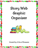 Story Web Graphic Organizer