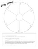 Story Wheel Graphic Organizer