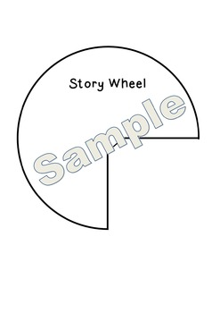 Story Wheel Template