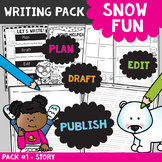 Story Writing Packet {Snow Theme}