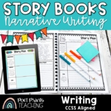 Creative Narrative Story Writing,  Google Classroom
