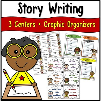 Story Writing Centers