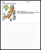 Story Writing Exercises
