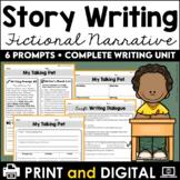 Story Writing   Fictional Narrative Unit