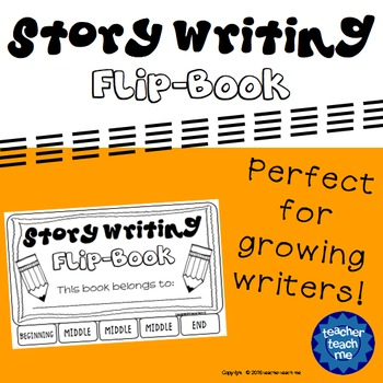 Story Writing - Flip-Book