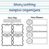 Story Writing Graphic Organizers