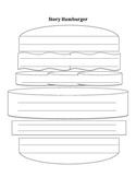 Story Writing Hamburger