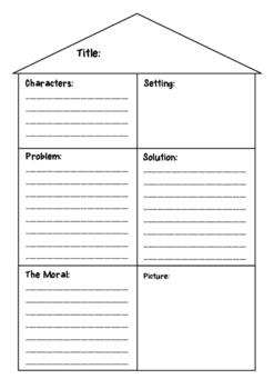 Story Writing House