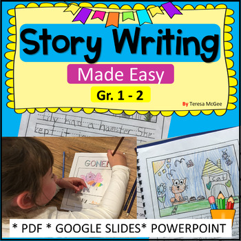 Story Writing Made Easy: PETS