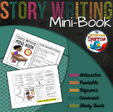 Short Story Writing Mini-Book (A Perfect Addition to an Interactive Notebook)