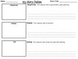 Story Writing Outline for B-M-E