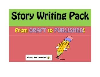 Story Writing Pack