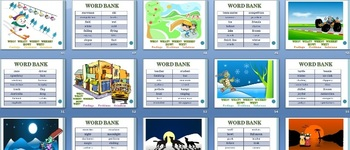 Story Writing Stimulus SLIDESHOW - Visual Prompts for creative writing lessons