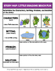 Story Writing-Summer-Grade 1 (1st Grade)- Story Maps and S