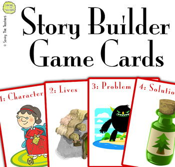 Story Builder: Story Writing / Telling Game