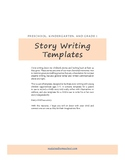 Story Writing Templates