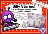 Story Writing Templates - Create your own Silly Stories!