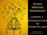 Creative Writing Workshop Lesson 1:  Introduction to Storytelling