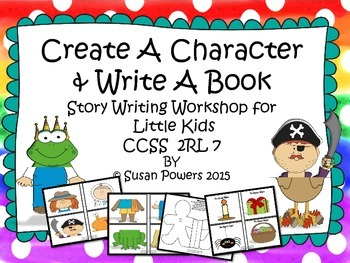 Story Writing Workshop for Little Kids