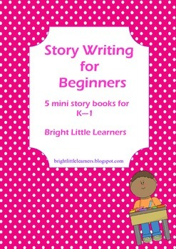 Story Writing for beginners Level 1