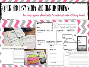 Story and Chapter Quick Reviews