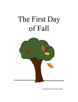 Story and Questions RL 1.1: The First Day of Fall