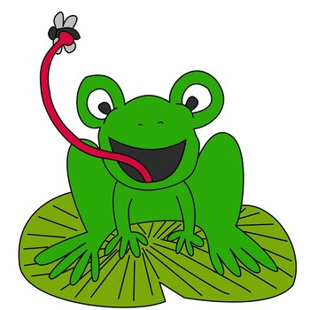 Story-based lesson plan for Elementary: La Petite Grenouille