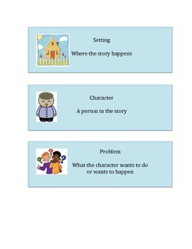 Story components