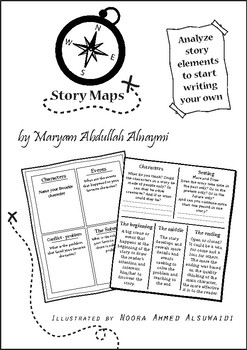 Story maps - Analyze story elements