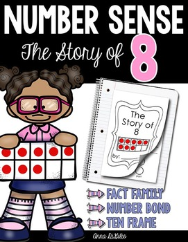 Number Sense - Story of 8