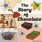Story of Chocolate Unit: ENGLISH Readings, History, Maps,