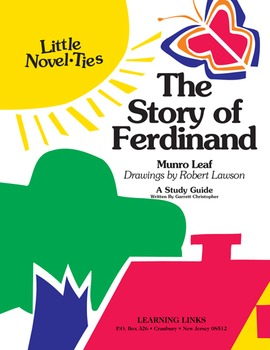 Story of Ferdinand - Little Novel-Ties Study Guide